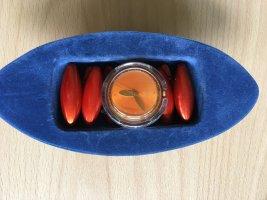 Swatch Uhr orange mit tollem Armband aus den 80er Jahren