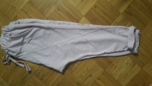 Italy Moda Pantalón estilo Harem rosa claro