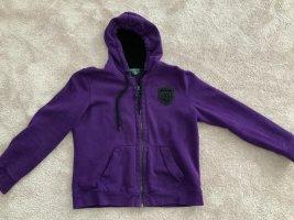 Sweat-Jacke von Polo Ralph Lauren lila