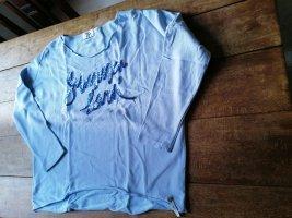 Cotton Candy Camicia oversize azzurro