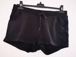 Sweat-Shorts schwarz