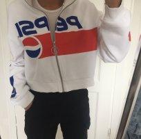 Sweatjacke mit Pepsi Aufdruck