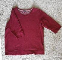 Sweatshirt Cecil mit 3/4 Ärmeln
