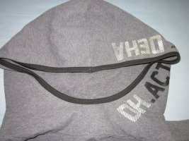 Deha Hooded Sweatshirt silver-colored cotton