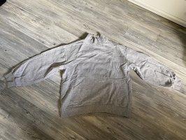 Sweatshirt mit Kragen