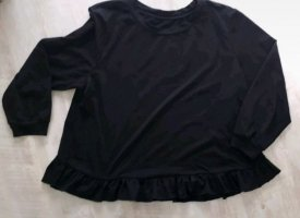 Sheinside Sweat Jacket black