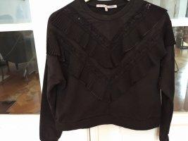 Silvian heach Sweatshirt noir