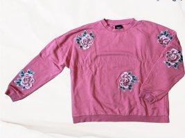 Pepe Jeans Maglione oversize rosa-rosa