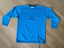 Anasasi Pull oversize bleu clair coton