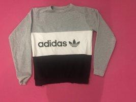 Nike Suéter negro-blanco