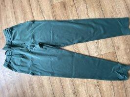 Pantalone fitness verde scuro