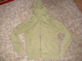 Giacca-camicia verde Cotone