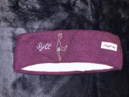 Steffner Knitted Hat blackberry-red