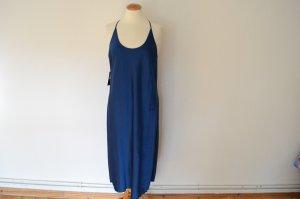 Alexander Wang Pinafore dress blue mixture fibre