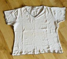 Casual W.E.A.R Basic Shirt white-dark blue