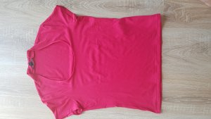 Comma T-Shirt raspberry-red