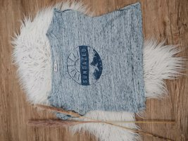 T-Shirt cropped Hollister
