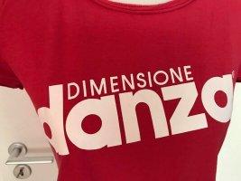 Dimensione Danza  rosso lampone Cotone