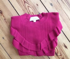 AndOtherStories Cardigan à manches courtes violet