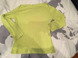 Mango Basic Shirt meadow green