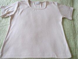 T-Shirt, Gr.44/46, beige, Kurzarm