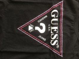 Guess T-shirt nero