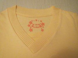 T-Shirt, Kurzarm, hellgelb, Gr.40/M