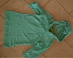 Kangaroos Camicia con cappuccio menta