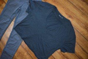 T-Shirt mit Cut gr. 38 Bershka