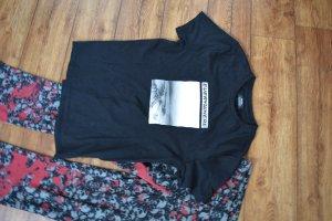 T-Shirt mit Druck 38 Bershka