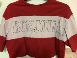 T-Shirt mit französischen Sprüchen