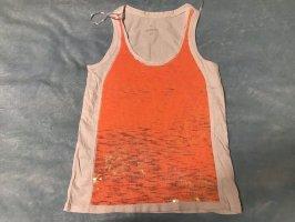 T-Shirt orange Kookai,xs, Neu