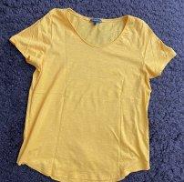 Street One Koszulka basic żółty neonowy