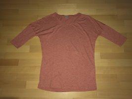T-Shirt Vero Moda orange in Größe 36