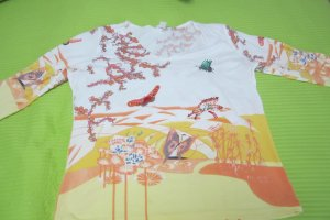 Alba Moda Camiseta estampada multicolor Poliéster