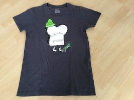 T-Shirt von Cleptomanicx