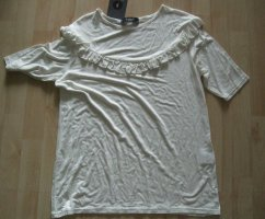 Sisters point T-shirt blanc cassé