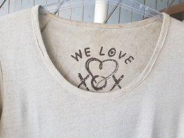 T-Shirt von we love