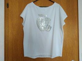 T-Shirt weiß Neu Größe 42
