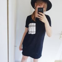 T-Shirtkleid