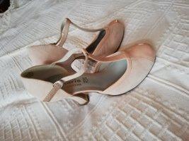 Tamaris Zapatos de tacón con barra en T multicolor