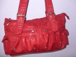 5th Avenue Sac à main rouge-rouge brique