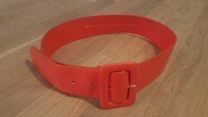H&M Cintura vita argento-rosso chiaro