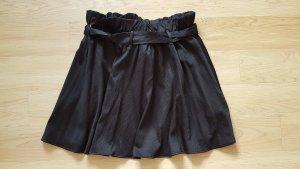 H&M Stretch rok zwart Viscose