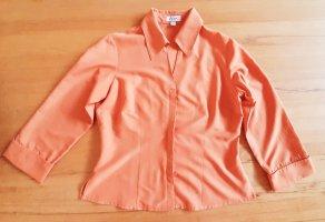 Vivien Caron Long Sleeve Blouse orange
