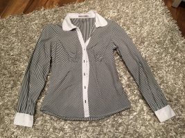 3 Suisses Blouse white-anthracite