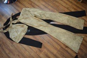 Take Note Flare Pant Set Camel 38 Fashion Nova