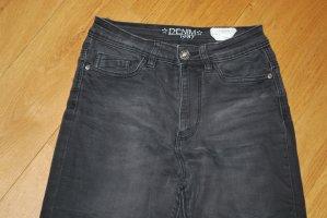 TAKKO Skinny Jeans schwarz Gr. W36 / L32