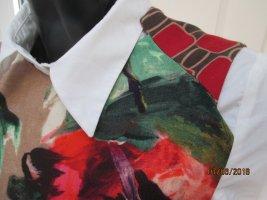 Talbot Runhof Abito aderente multicolore