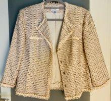 Talbots Tweed Blazer pink